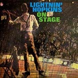 Lightnin' Hopkins - Lightnin' Hopkins On Stage