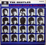Beatles,The - A Hard Day`s Night LP пластинки